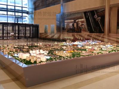 北京精英煌注册送38彩金技术有限公司--金融街总体规划